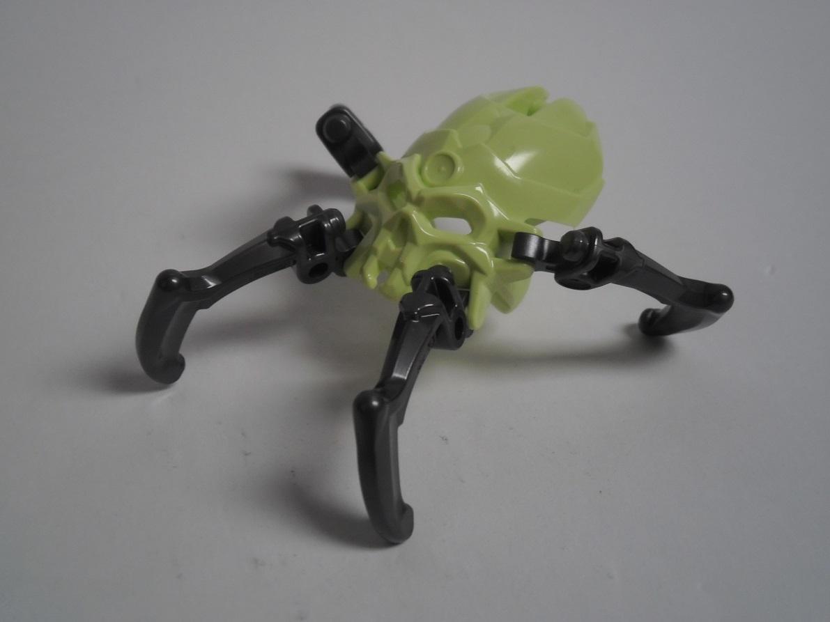 [Revue] LEGO Bionicle 70783 : Protecteur du Feu Pb270057