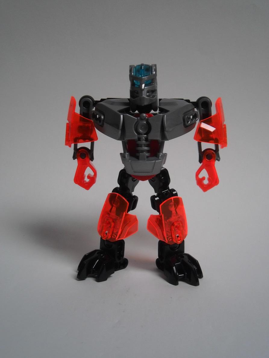 [Revue] LEGO Bionicle 70783 : Protecteur du Feu Pb270077