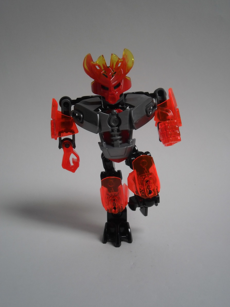 [Revue] LEGO Bionicle 70783 : Protecteur du Feu Pb270099