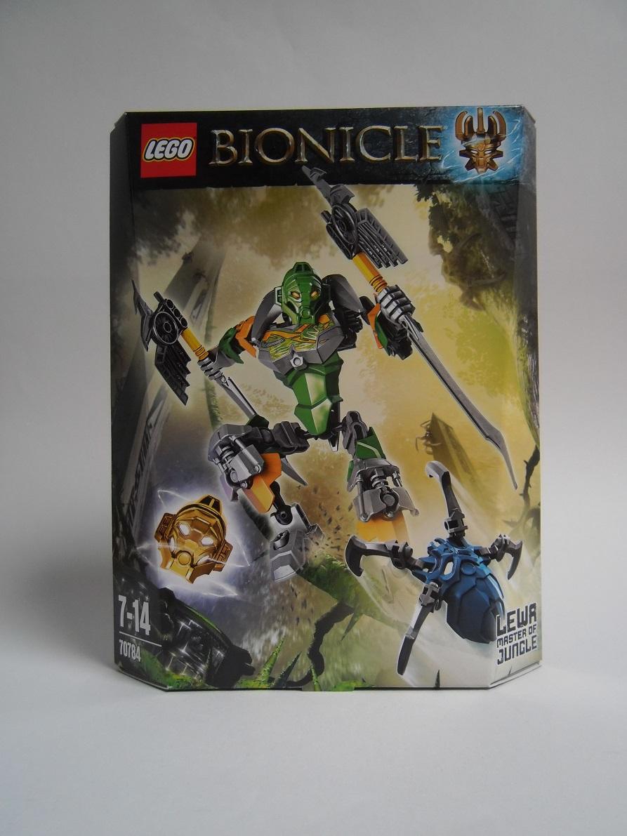 [Revue] LEGO Bionicle 70784 : Lewa, Maitre de la Jungle Pb160017