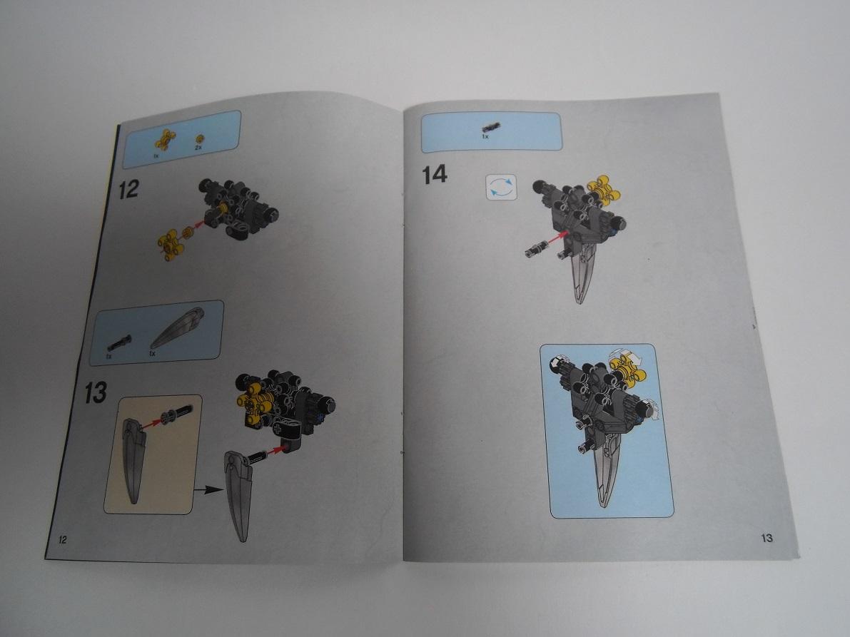 [Revue] LEGO Bionicle 70784 : Lewa, Maitre de la Jungle Pb160031