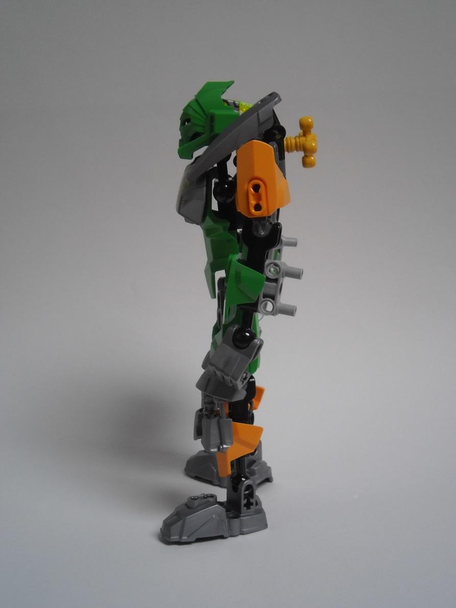 [Revue] LEGO Bionicle 70784 : Lewa, Maitre de la Jungle Pb160087