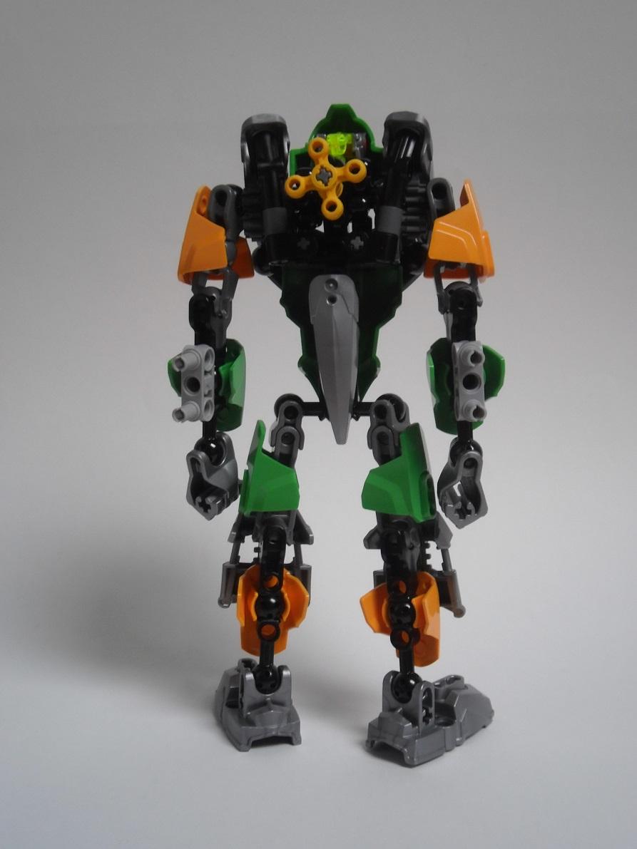 [Revue] LEGO Bionicle 70784 : Lewa, Maitre de la Jungle Pb160089
