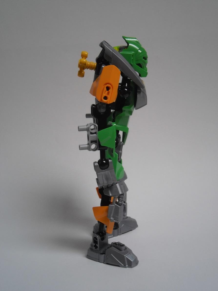[Revue] LEGO Bionicle 70784 : Lewa, Maitre de la Jungle Pb160095
