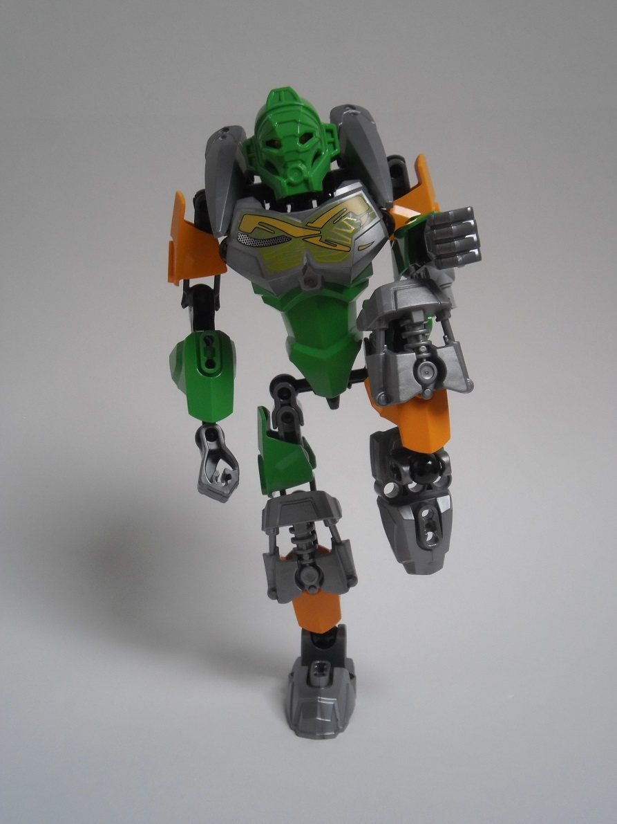 [Revue] LEGO Bionicle 70784 : Lewa, Maitre de la Jungle Pb160099