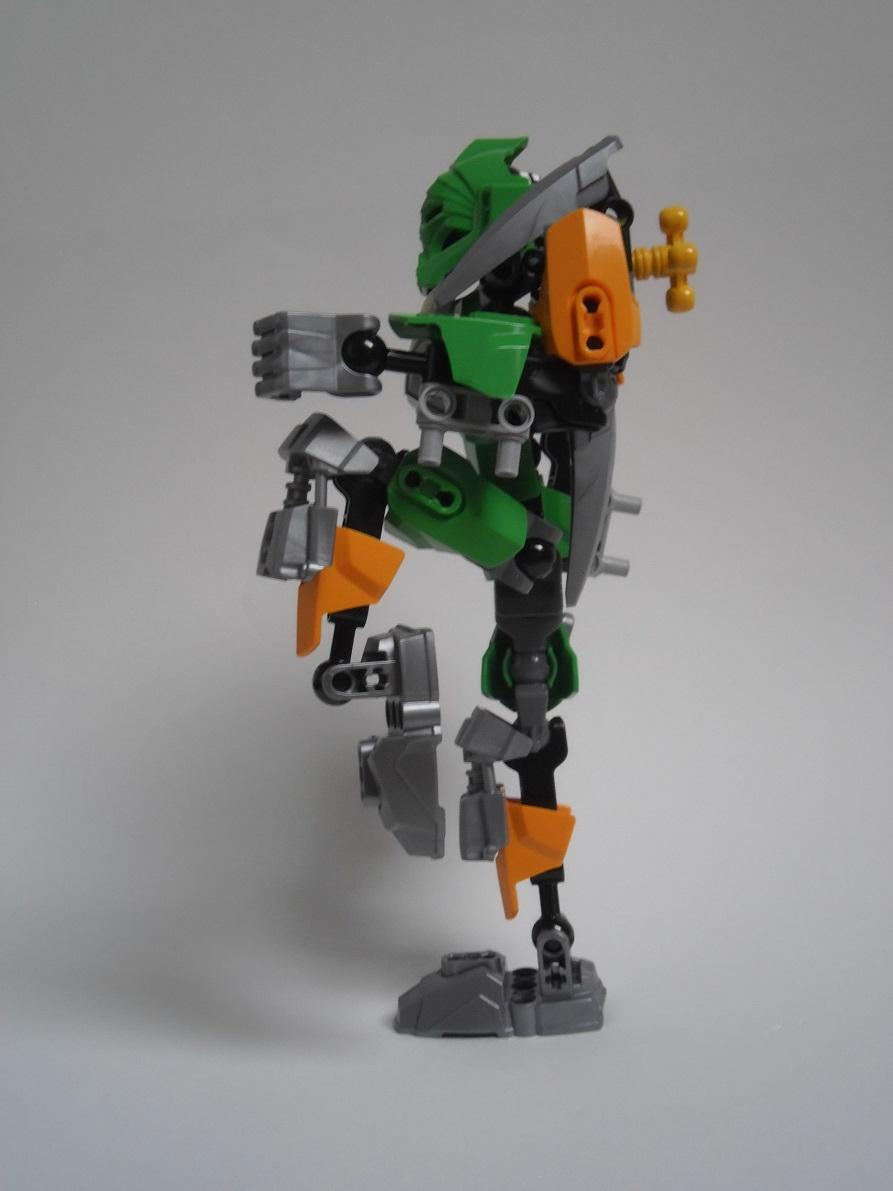 [Revue] LEGO Bionicle 70784 : Lewa, Maitre de la Jungle Pb160101
