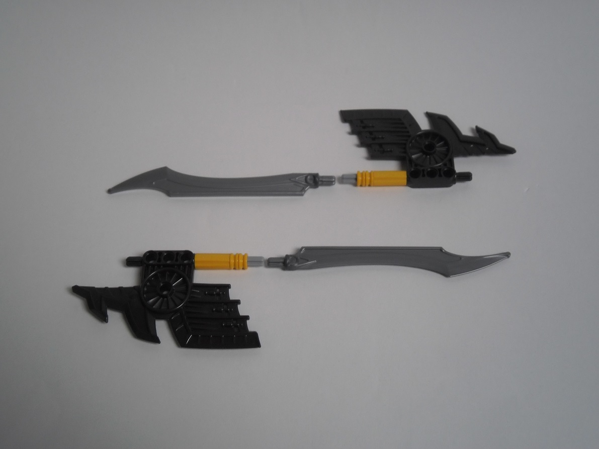 [Revue] LEGO Bionicle 70784 : Lewa, Maitre de la Jungle Pb160105