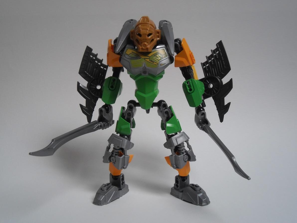 [Revue] LEGO Bionicle 70784 : Lewa, Maitre de la Jungle Pb160136