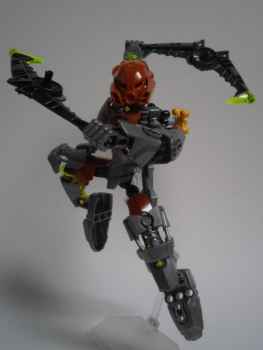 [Revue] LEGO Bionicle 70785 : Pohatu, Maitre de la Pierre 70785-pohatu