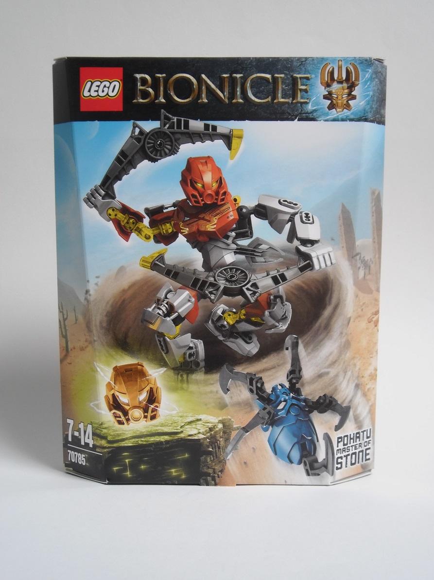 revue lego bionicle 70785 pohatu maitre de la pierre. Black Bedroom Furniture Sets. Home Design Ideas
