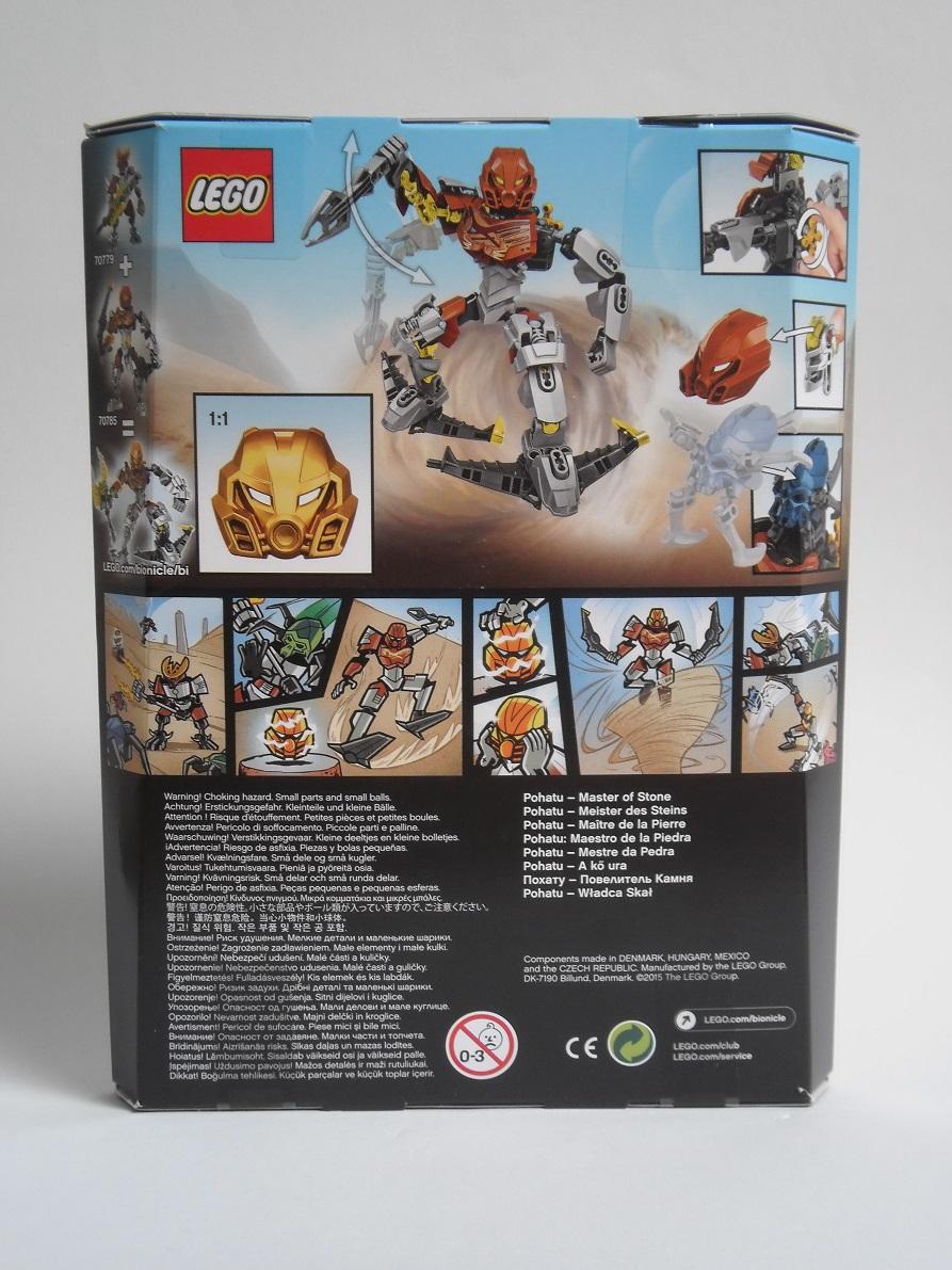 [Revue] LEGO Bionicle 70785 : Pohatu, Maitre de la Pierre Pb170020