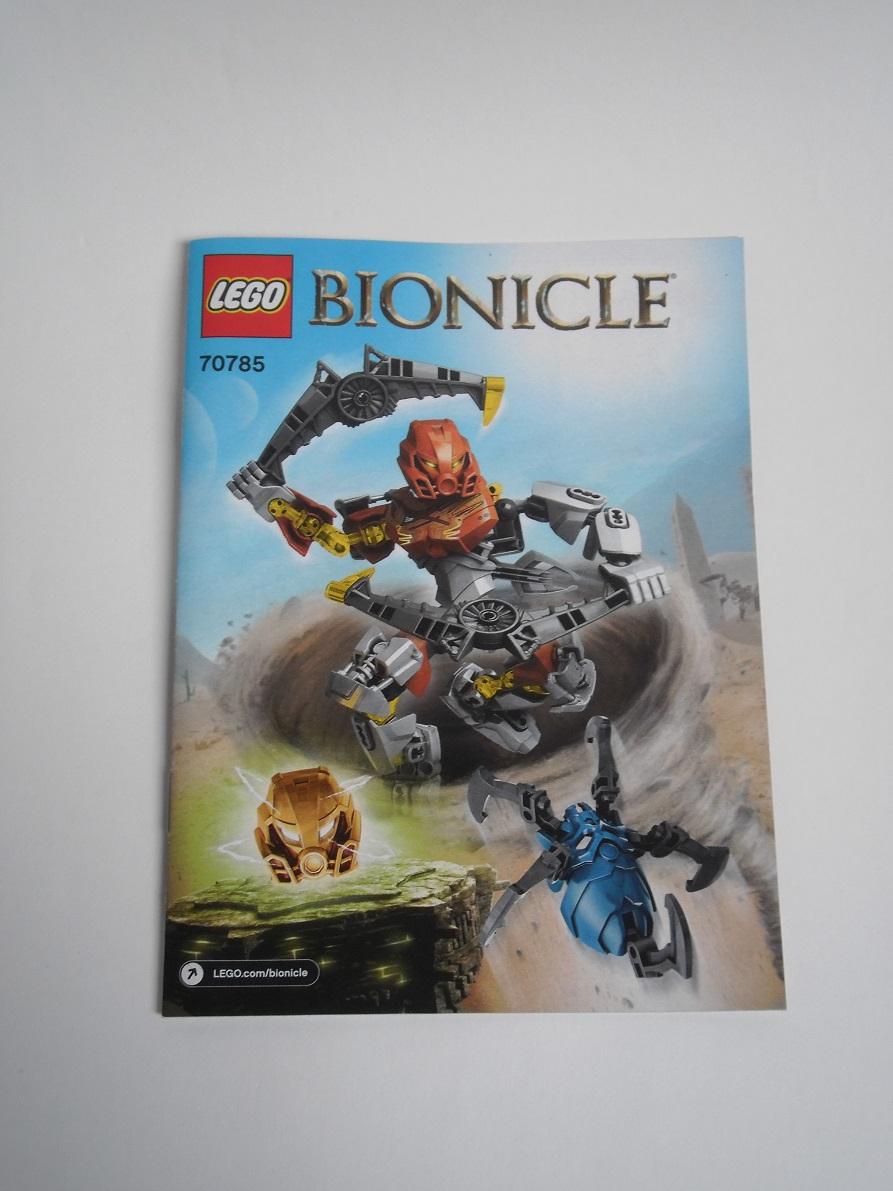 [Revue] LEGO Bionicle 70785 : Pohatu, Maitre de la Pierre Pb170026