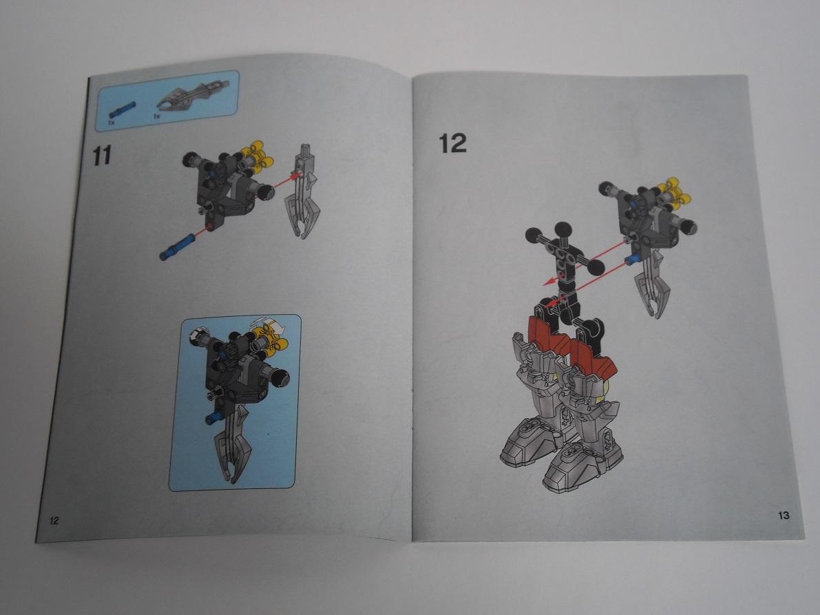 [Revue] LEGO Bionicle 70785 : Pohatu, Maitre de la Pierre Pb170034