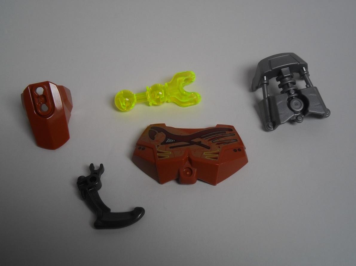 [Revue] LEGO Bionicle 70785 : Pohatu, Maitre de la Pierre Pb170041