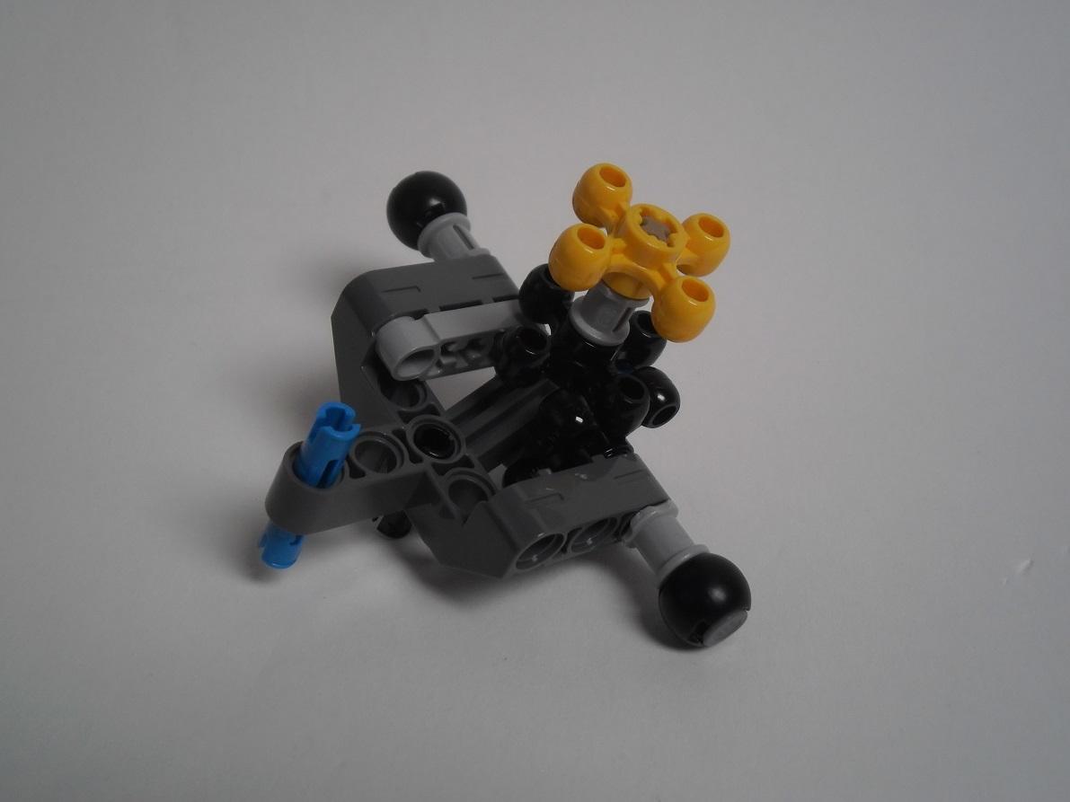 [Revue] LEGO Bionicle 70785 : Pohatu, Maitre de la Pierre Pb170077