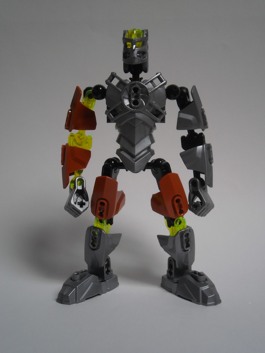 [Revue] LEGO Bionicle 70785 : Pohatu, Maitre de la Pierre Pb170089