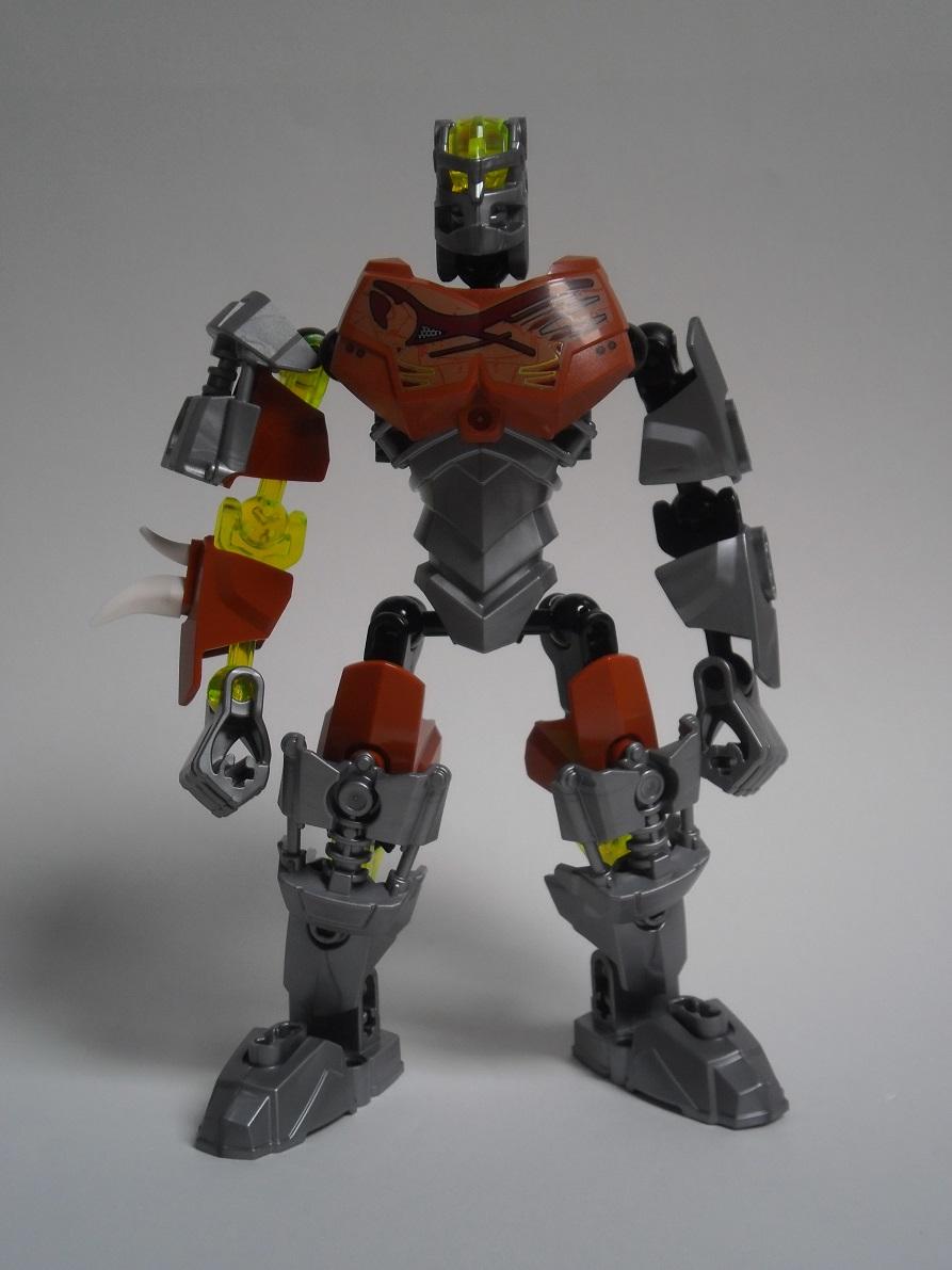 [Revue] LEGO Bionicle 70785 : Pohatu, Maitre de la Pierre Pb170091