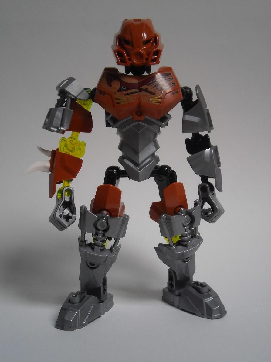 [Revue] LEGO Bionicle 70785 : Pohatu, Maitre de la Pierre Pb170093