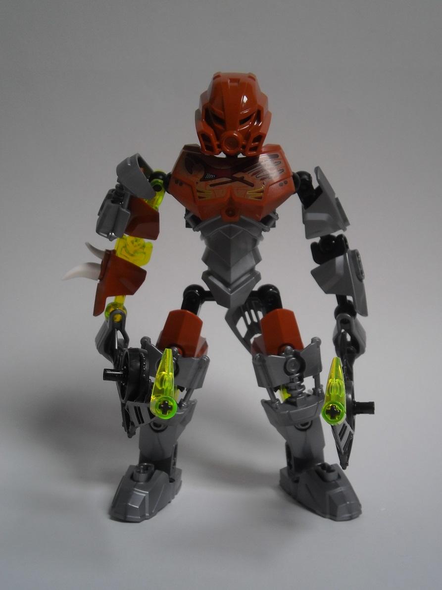 [Revue] LEGO Bionicle 70785 : Pohatu, Maitre de la Pierre Pb170121