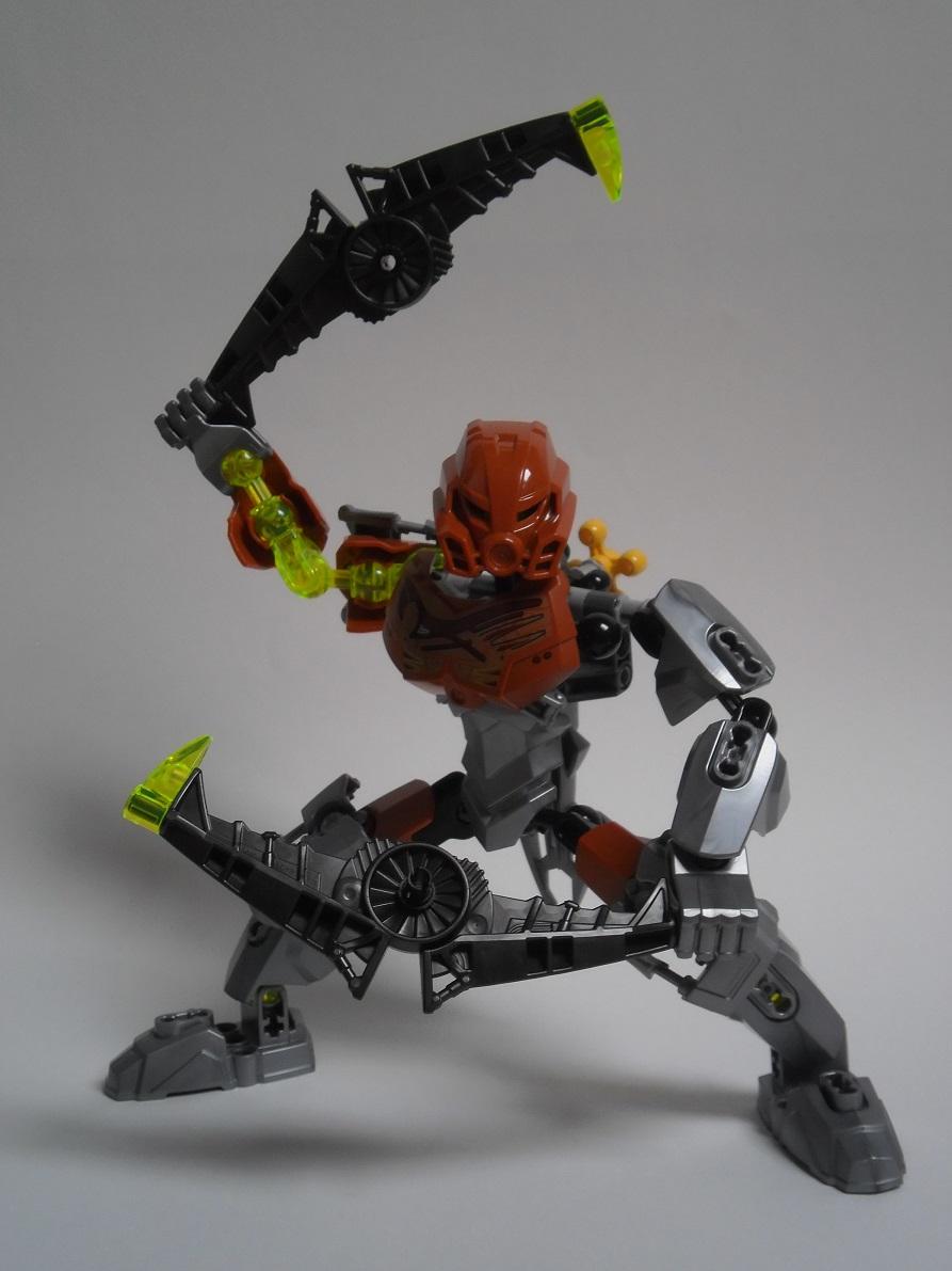 [Revue] LEGO Bionicle 70785 : Pohatu, Maitre de la Pierre Pb170124