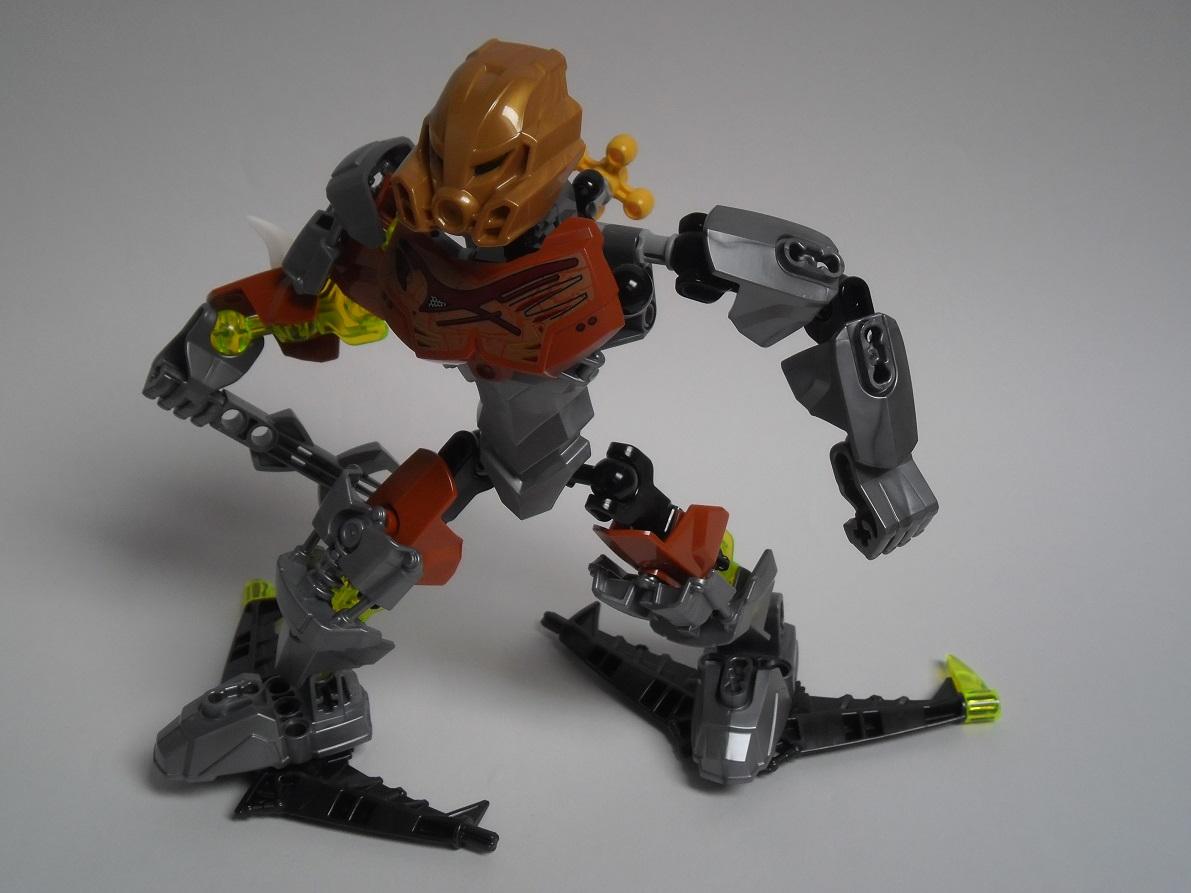 [Revue] LEGO Bionicle 70785 : Pohatu, Maitre de la Pierre Pb170140