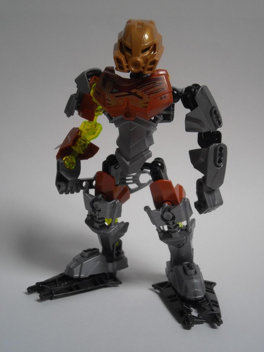 [Revue] LEGO Bionicle 70785 : Pohatu, Maitre de la Pierre Pb170142