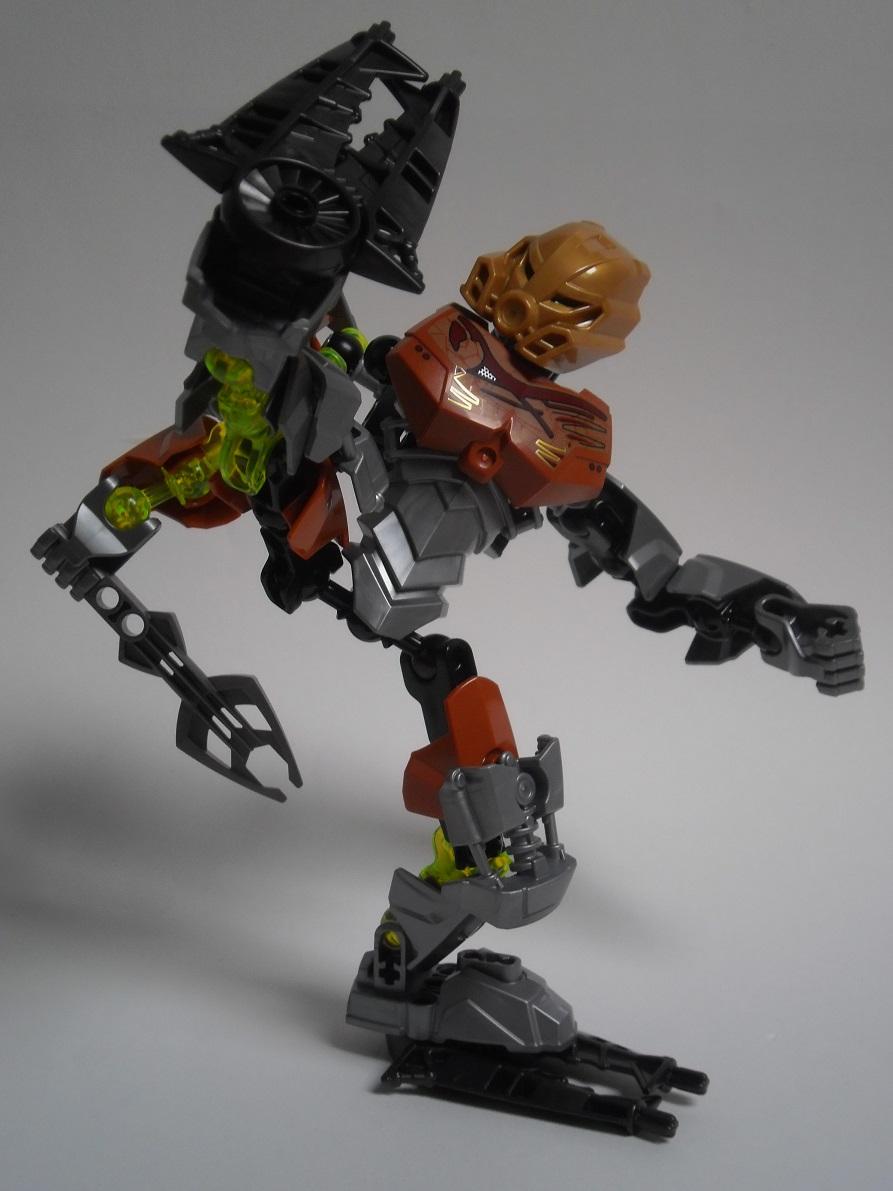 [Revue] LEGO Bionicle 70785 : Pohatu, Maitre de la Pierre Pb170146