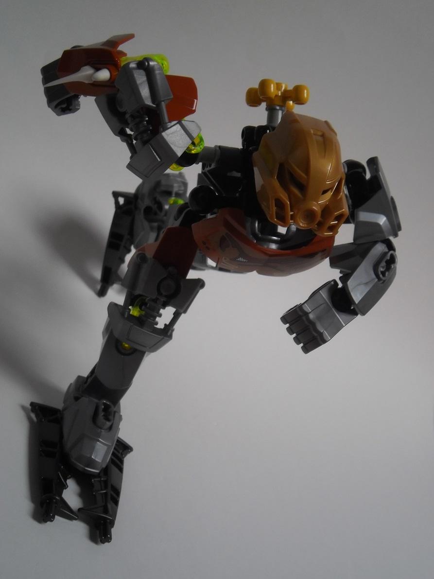 [Revue] LEGO Bionicle 70785 : Pohatu, Maitre de la Pierre Pb170150