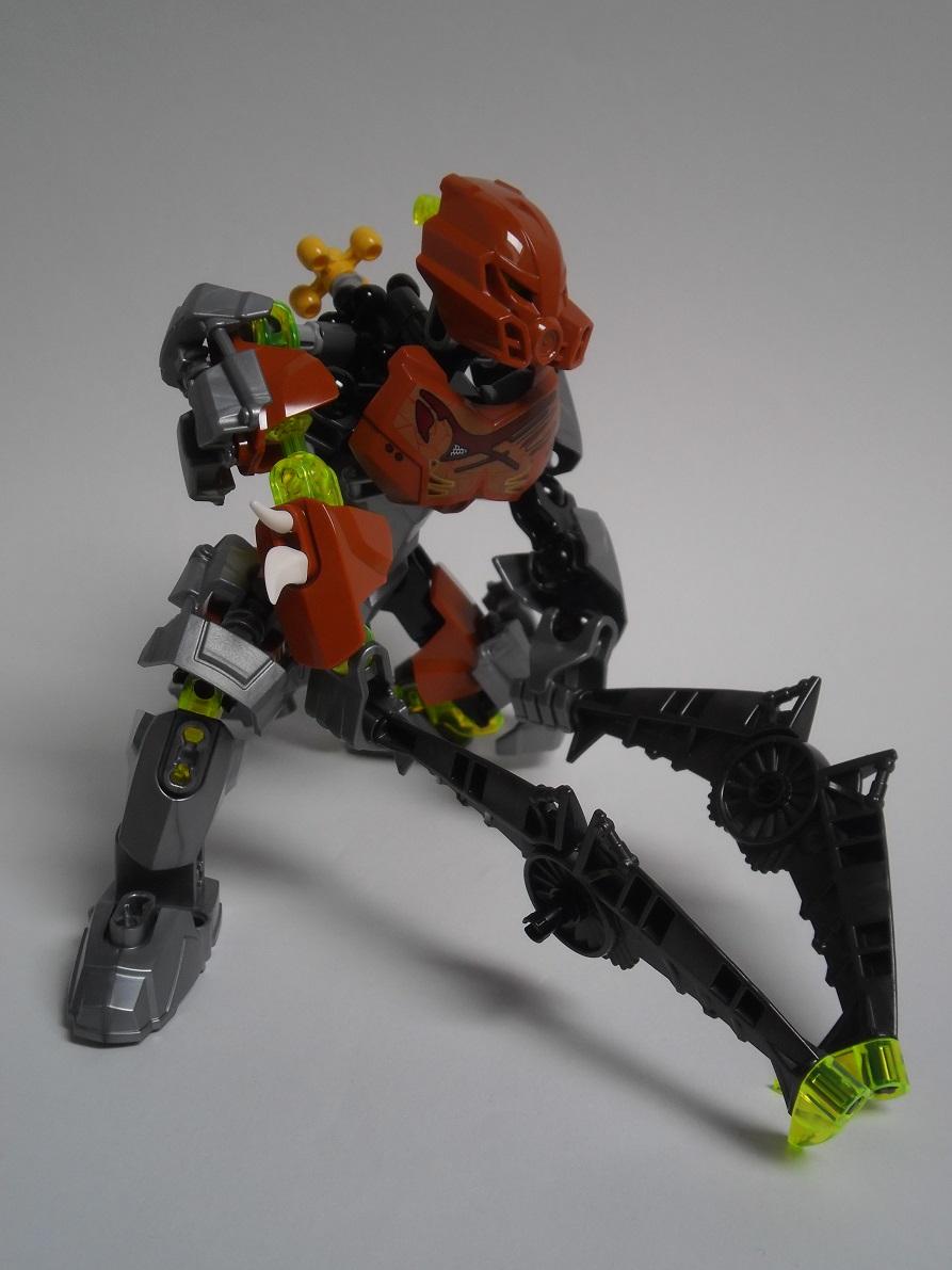 [Revue] LEGO Bionicle 70785 : Pohatu, Maitre de la Pierre Pb170160