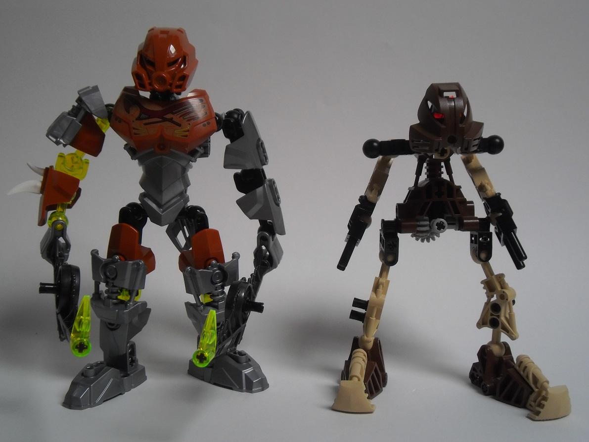 [Revue] LEGO Bionicle 70785 : Pohatu, Maitre de la Pierre Pb170175