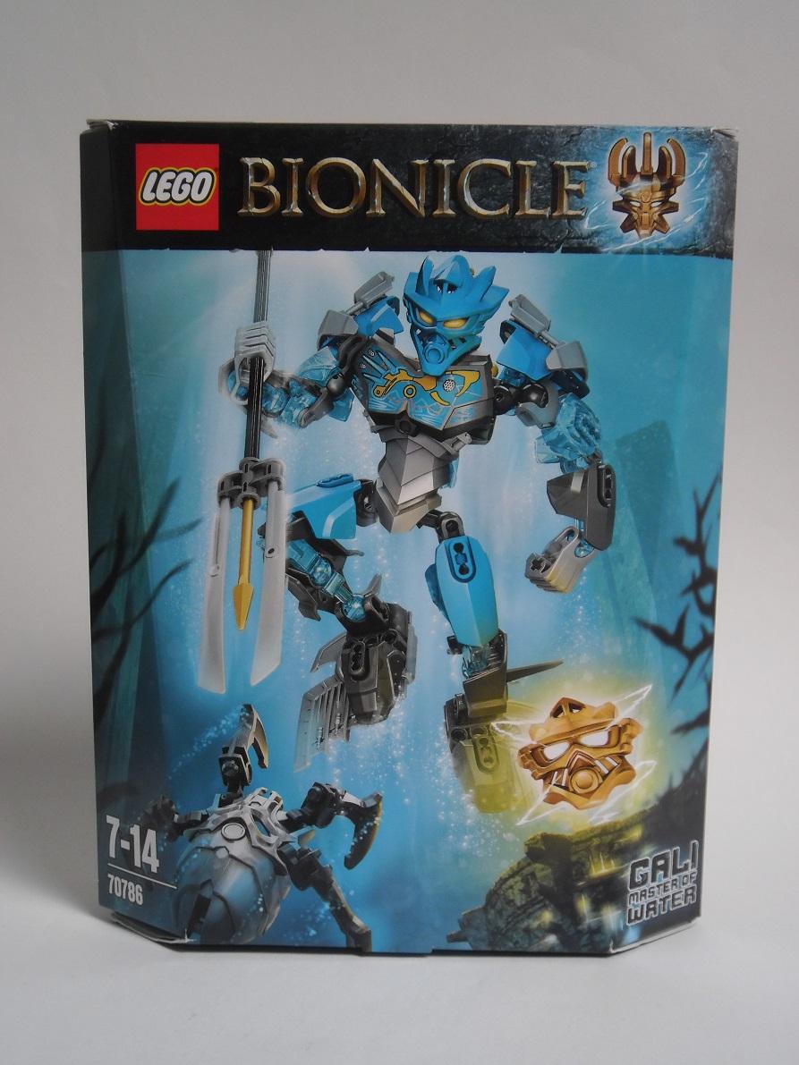 [Revue] LEGO Bionicle 70786 : Gali, Maitre de l'Eau Pb190017