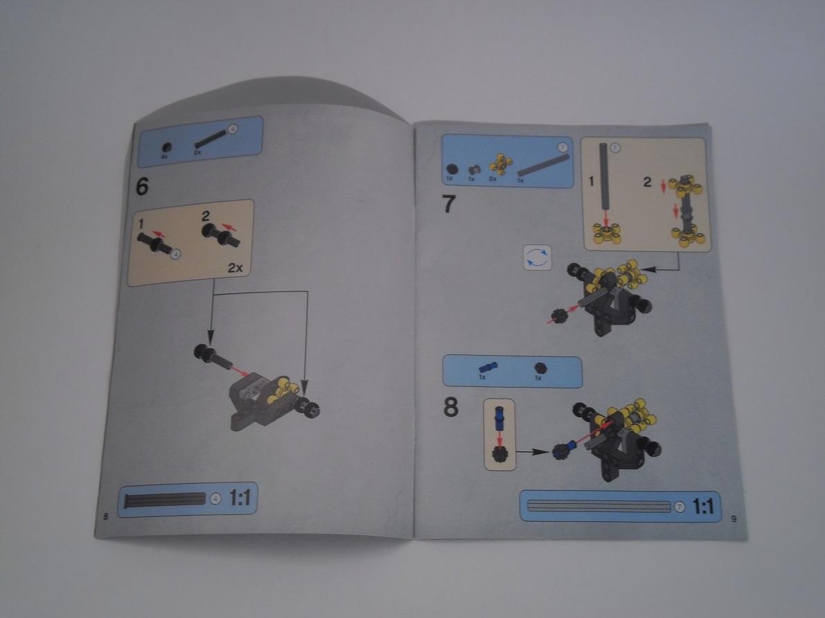 [Revue] LEGO Bionicle 70786 : Gali, Maitre de l'Eau Pb190032