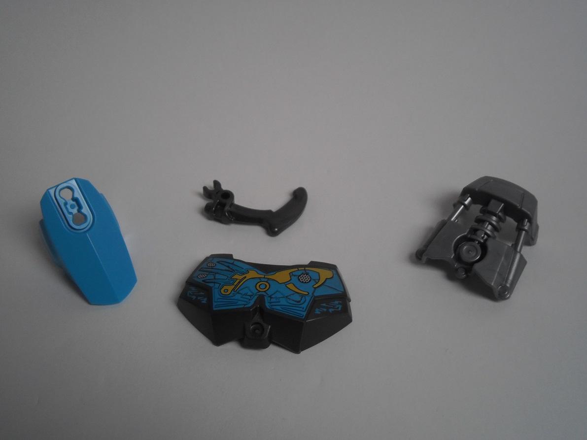 [Revue] LEGO Bionicle 70786 : Gali, Maitre de l'Eau Pb190040