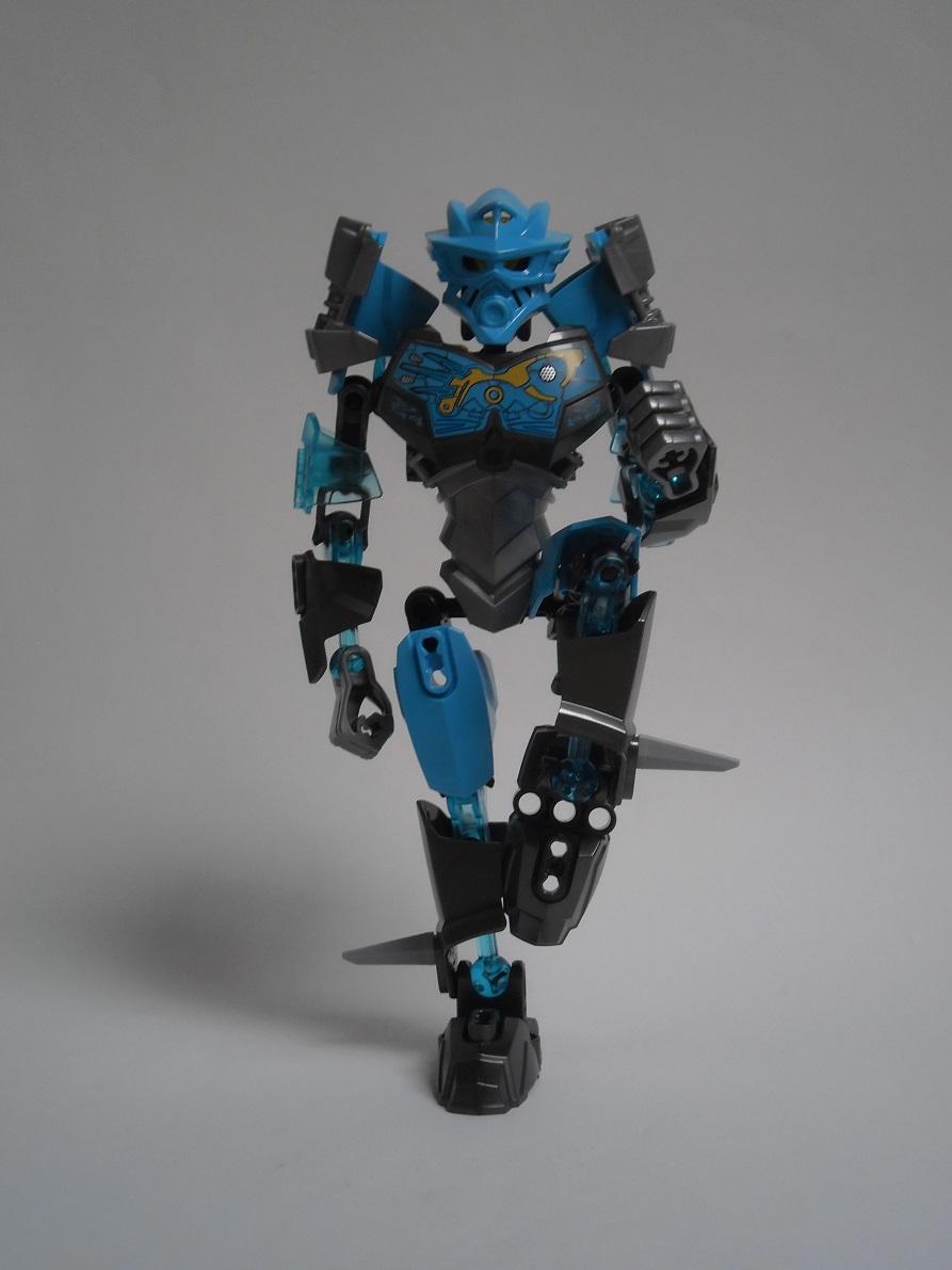[Revue] LEGO Bionicle 70786 : Gali, Maitre de l'Eau Pb190102