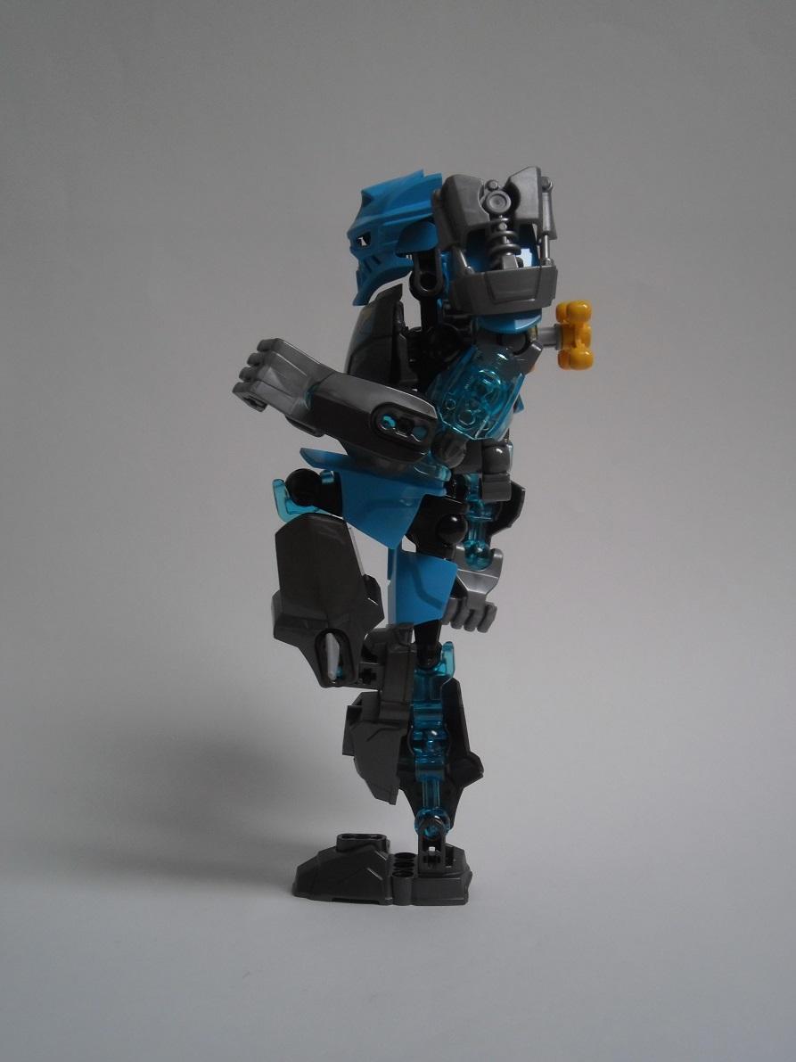 [Revue] LEGO Bionicle 70786 : Gali, Maitre de l'Eau Pb190105