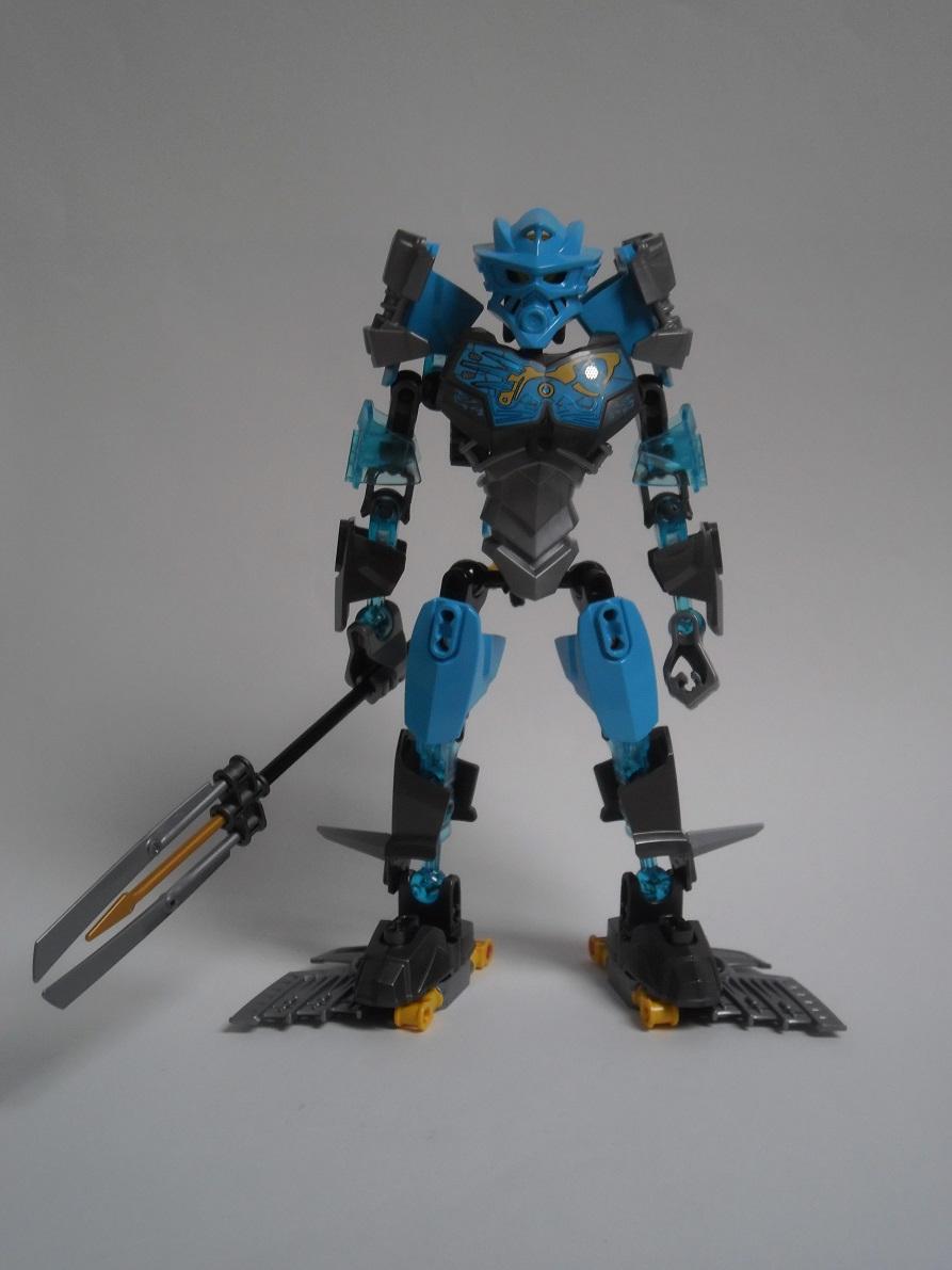 [Revue] LEGO Bionicle 70786 : Gali, Maitre de l'Eau Pb190120