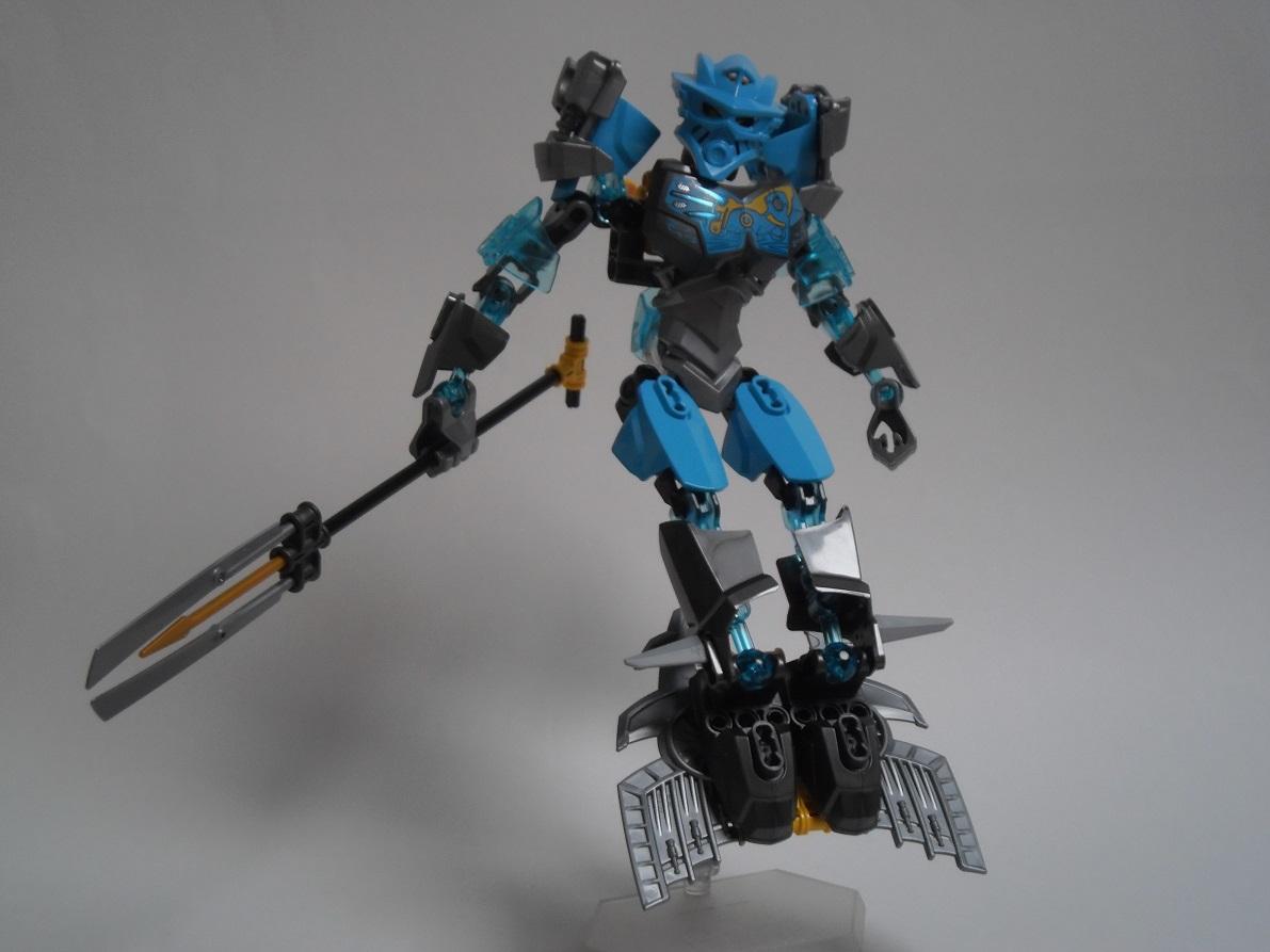 [Revue] LEGO Bionicle 70786 : Gali, Maitre de l'Eau Pb190133