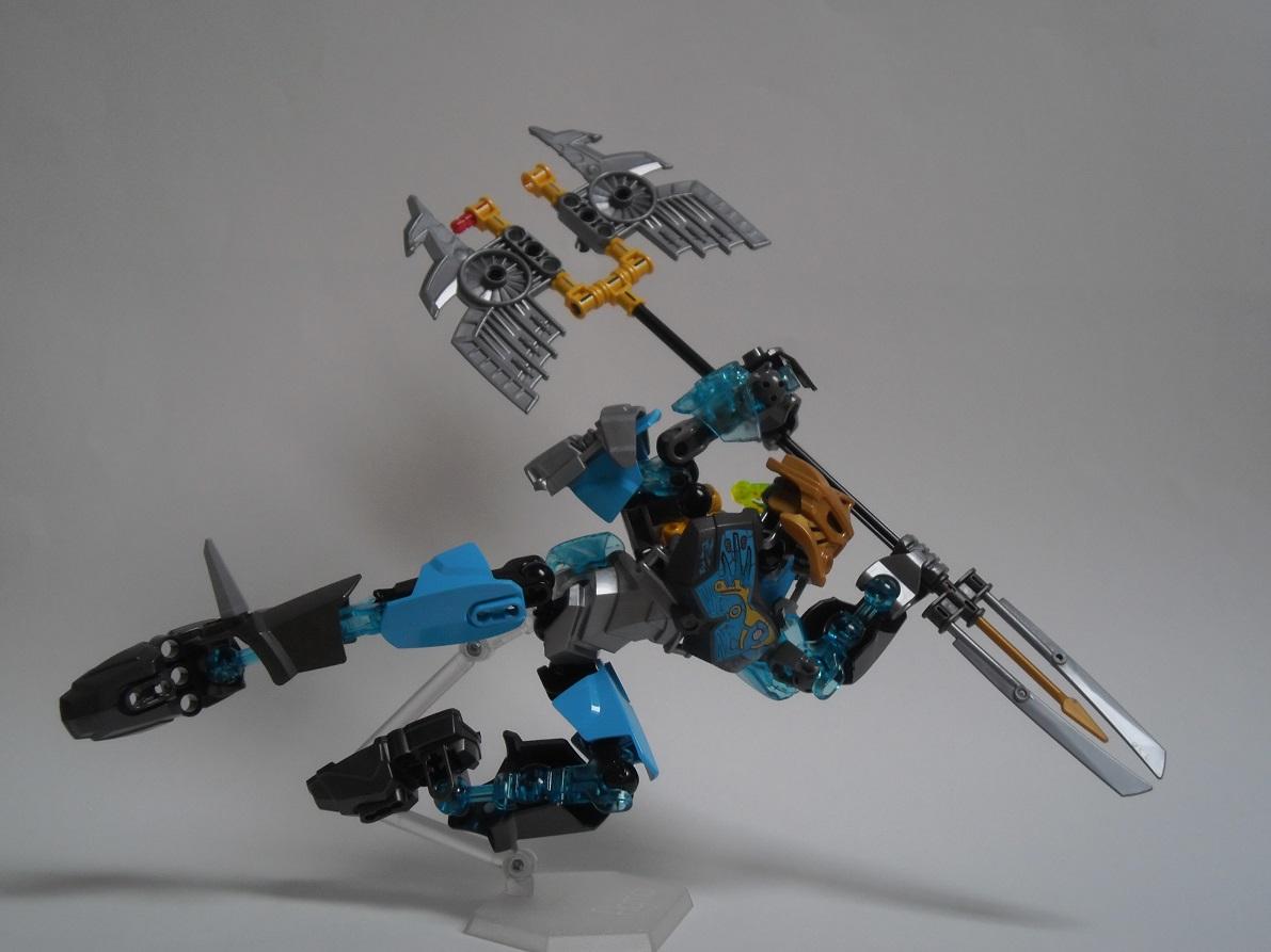 [Revue] LEGO Bionicle 70786 : Gali, Maitre de l'Eau Pb190154
