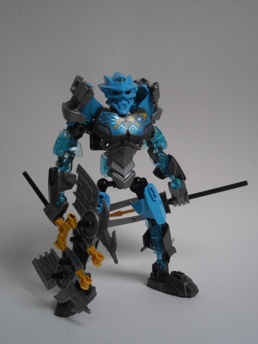[Revue] LEGO Bionicle 70786 : Gali, Maitre de l'Eau Pb190156