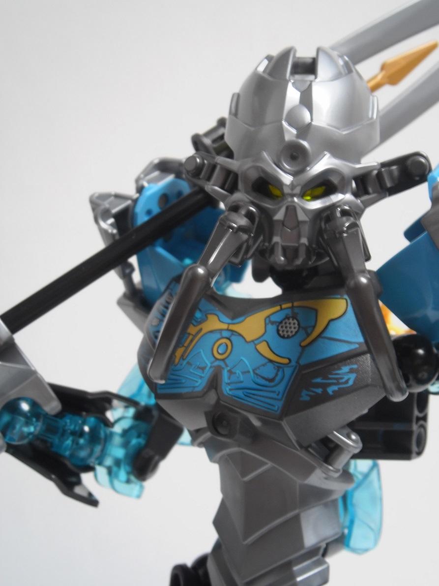 [Revue] LEGO Bionicle 70786 : Gali, Maitre de l'Eau Pb190165