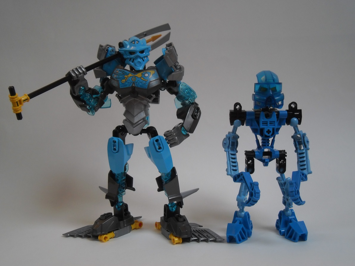 [Revue] LEGO Bionicle 70786 : Gali, Maitre de l'Eau Pb190172