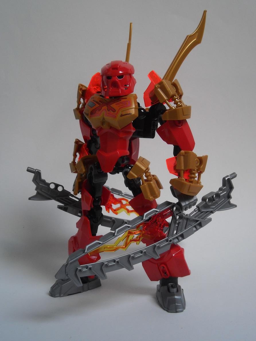 [Revue] LEGO Bionicle 70787 : Tahu, Maître du Feu 70787-tahu