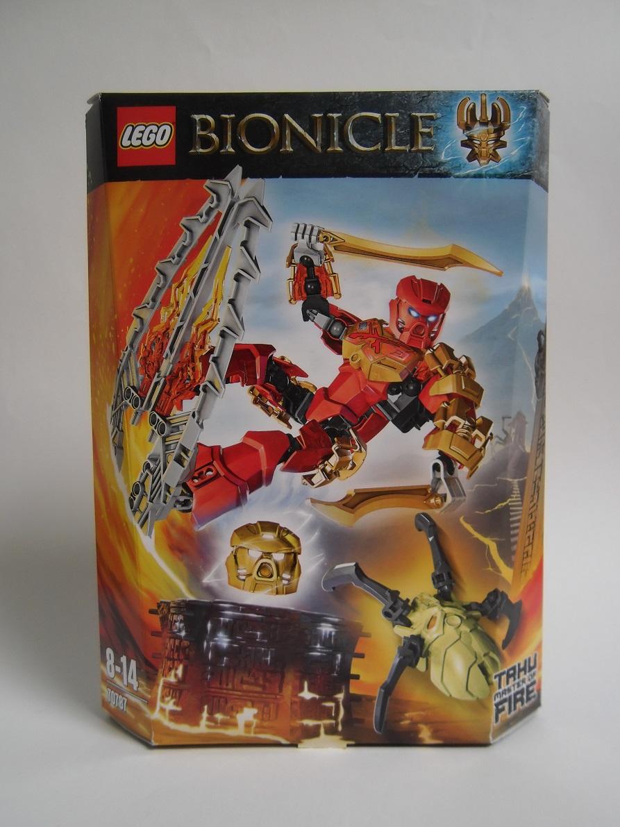 [Revue] LEGO Bionicle 70787 : Tahu, Maître du Feu Pb100016