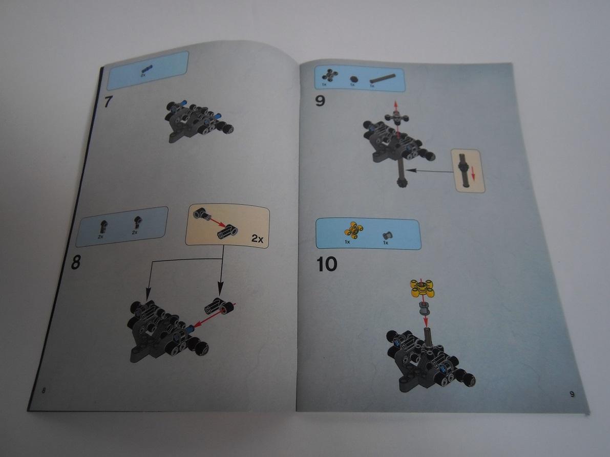 [Revue] LEGO Bionicle 70787 : Tahu, Maître du Feu Pb100026