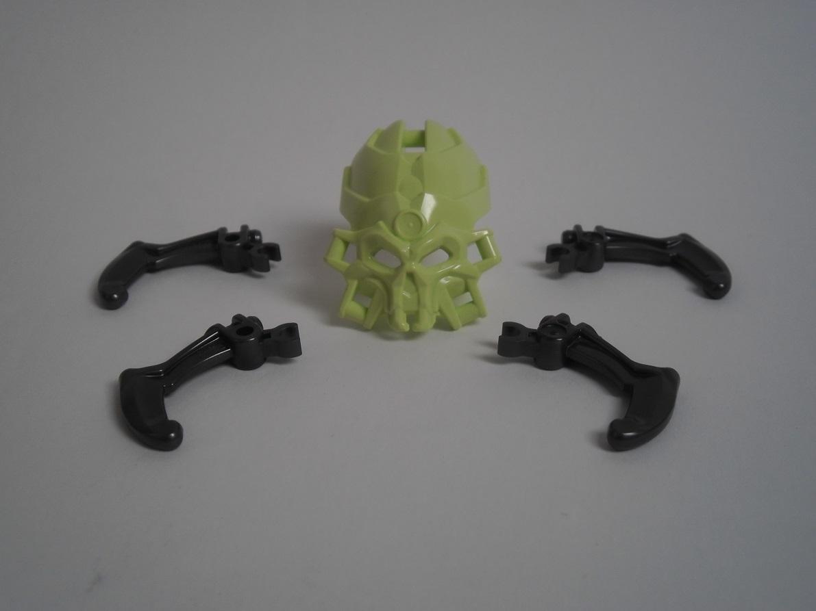 [Revue] LEGO Bionicle 70787 : Tahu, Maître du Feu Pb100047