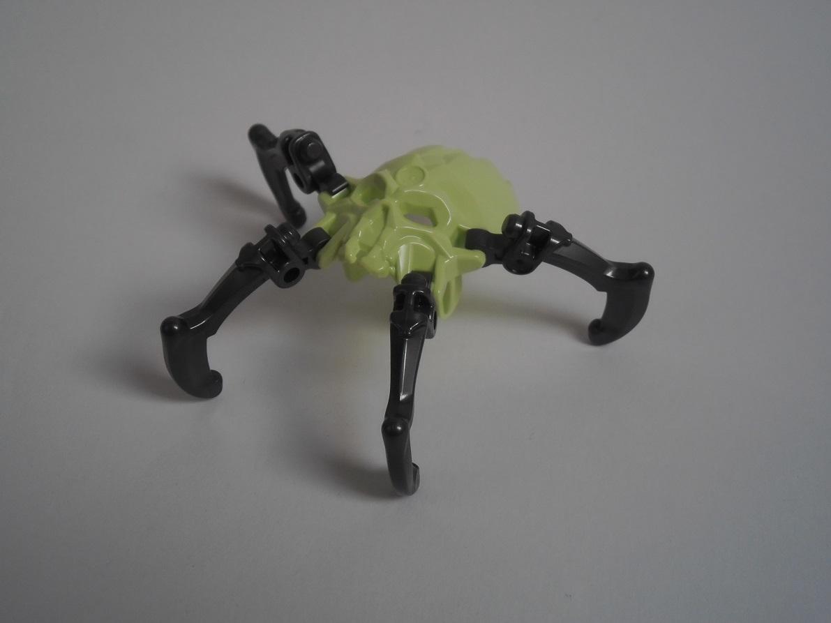 [Revue] LEGO Bionicle 70787 : Tahu, Maître du Feu Pb100049