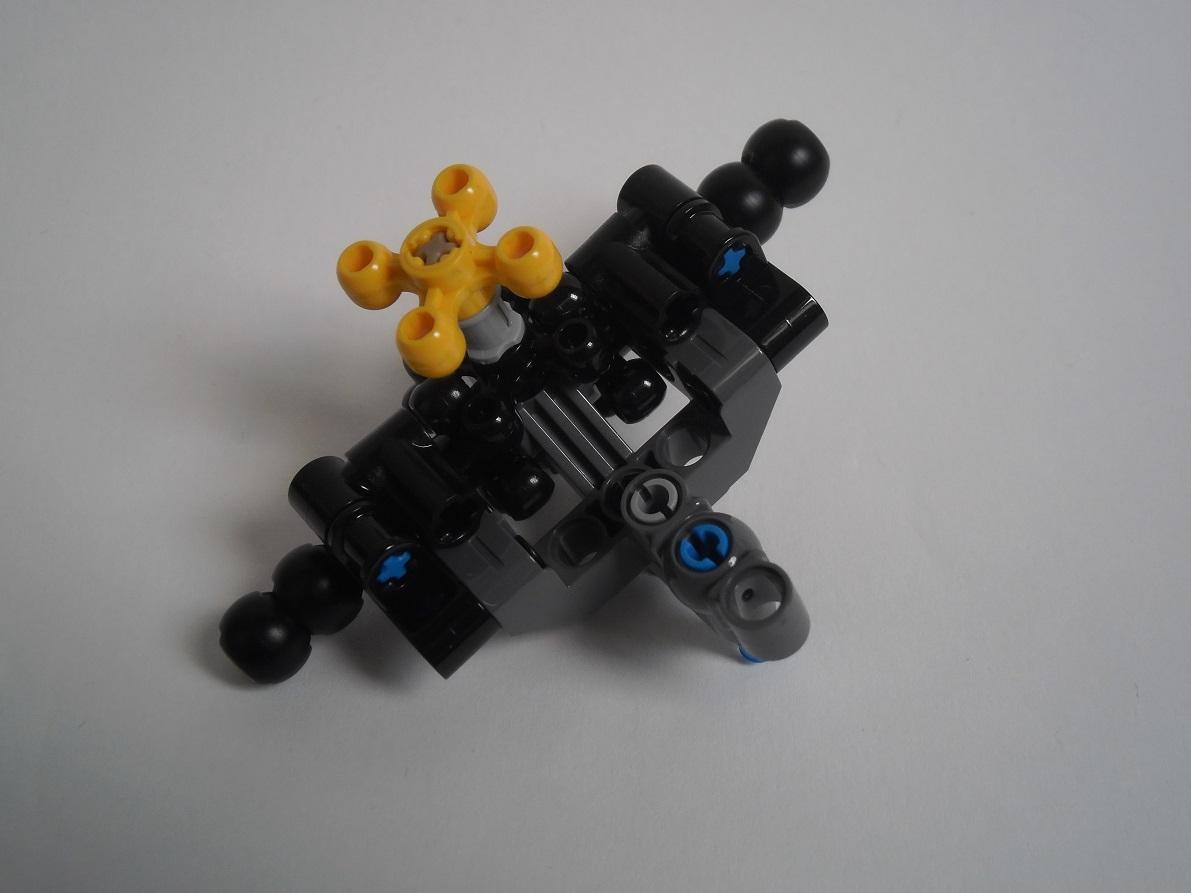 [Revue] LEGO Bionicle 70787 : Tahu, Maître du Feu Pb100053