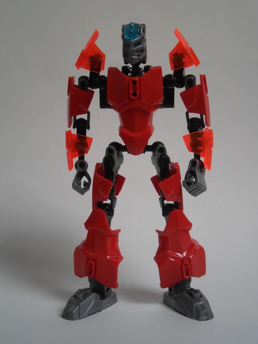 [Revue] LEGO Bionicle 70787 : Tahu, Maître du Feu Pb100060