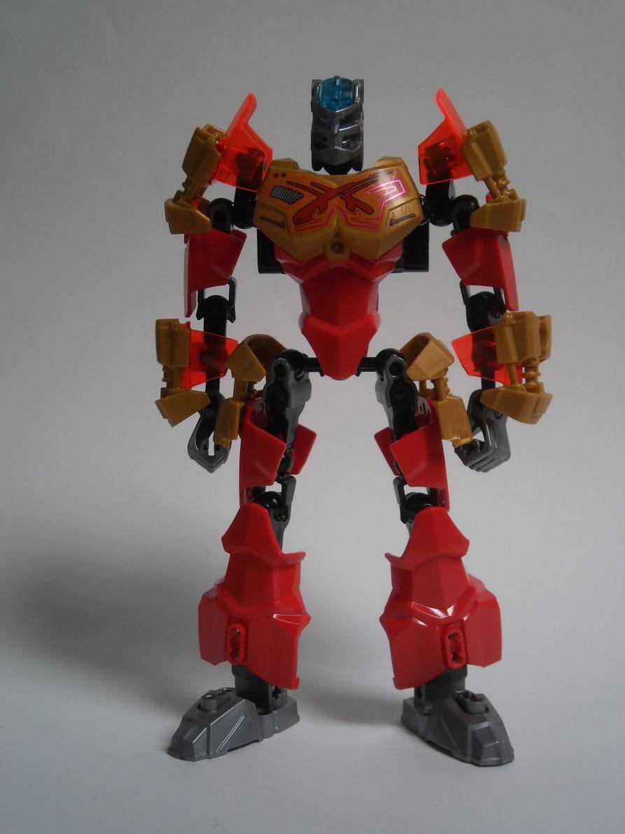 [Revue] LEGO Bionicle 70787 : Tahu, Maître du Feu Pb100064