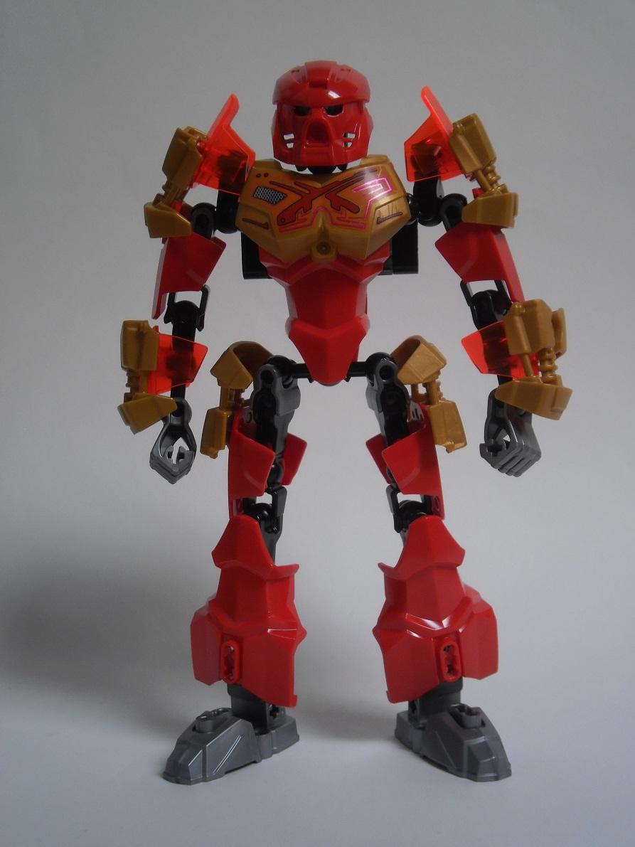 [Revue] LEGO Bionicle 70787 : Tahu, Maître du Feu Pb100067